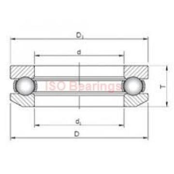 ISO NU5228 cylindrical roller bearings