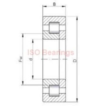 ISO NUP3034 cylindrical roller bearings