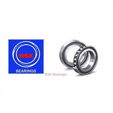 NSK LM67048/LM67010 tapered roller bearings