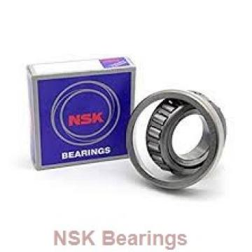 NSK NUP 205 EW cylindrical roller bearings